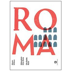 Abbecedario città. Roma. Ediz. italiana e inglese