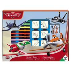 Planes Disney Timbra e Colora