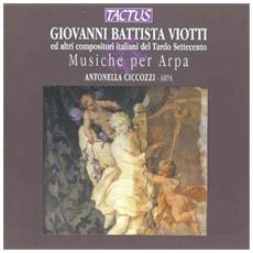 Ciccozzi Antonella - Musiche Per Arpa