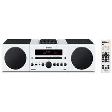 Sistema Micro Hi-Fi MCR-B043 DAB / DAB+ Lettore CD Supporto MP3 / WMA Potenza Totale 30Watt Bluetooth USB colore Bianco