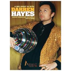 Darren Hayes - A Big Night In With Darren Hayes (Dvd+Cd)