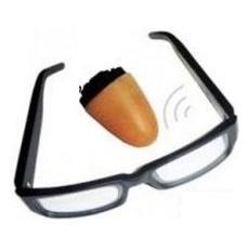 Auricolare Su Occhiali Microspy Bluetooth Invisibile - 8mm Invisibile