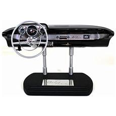 G0605102 Chevy Bel Air Dashb Black 1957 1/6 Modellino