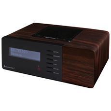 UR180DBR Soundmaster Colore Marrone Scuro