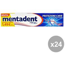 Set 24 Dentifricio Protezione Carie 75 Ml. Prodotti Per Il Viso