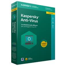 KASPERSKY - Antivirus 2018 Licenza per 1 Dispositivo per 1...