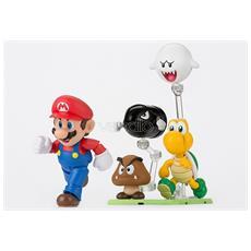 Super Mario Diorama D Figuarts Accessori