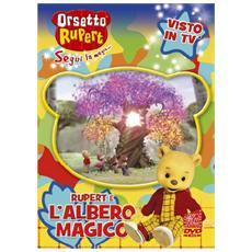 Dvd Orsetto Rupert #07 - L'albero Magico