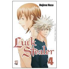 Luck Stealer. Vol. 4 Luck Stealer