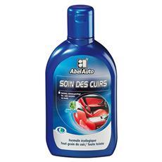 Pulitore Pelle pulisce e Smacchia Efficacemente per auto e casa Flacone 500ml