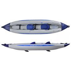 Canoa 2 Persone Pathfinder (configurabile 1 Persona)