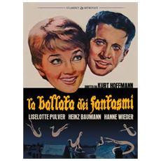 La Ballata Dei Fantasmi (Dvd)