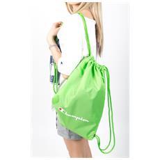 Borsa Gym Nylon Unica Verde