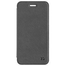 26600per Cellulare Flap Adour Per Apple Iphone 7pietra Marrone