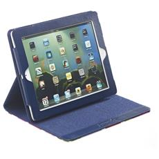 ACZIPD3UJ Custodia a libro Blu compatibile Apple iPad 3