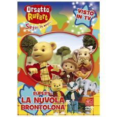 Dvd Orsetto Rupert #08 - La Nuvola Bront