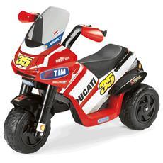 PEG PEREGO - Moto Elettrica Ducati Desmosedici 6 V