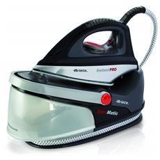 ARIETE - Stiromatic Instanto PRO Ferro da Stiro con Caldaia Continua Potenza 2200 Watt