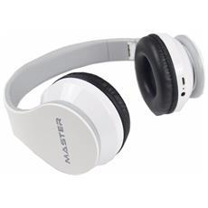 Cuffie con Microfono Bluetooth BTH02 Colori Assortiti