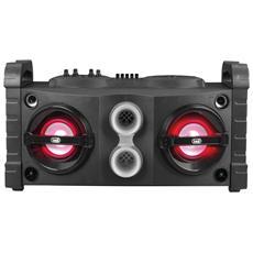 Altoparlante Amplificato Karaoke 50 Watt Trevi Xf 700 Mp3 / bluetooth / usb / aux In / mic