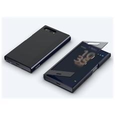 Style Cover Touch Universe nero per Xperia X Compact