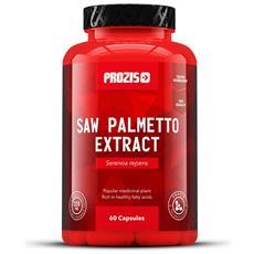 Saw Palmetto Extract 160mg 60 Caps - Testosterone Tonico Sessuale Prostata -