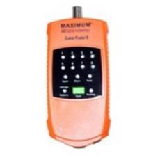 Cable Finder 8, Nero, Arancione
