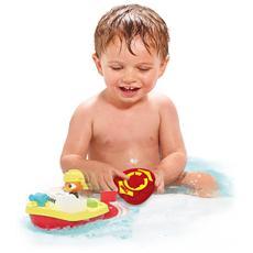 Spielzeug, Giochi per il bagno, AA, Alcalino, Rosso, Giallo