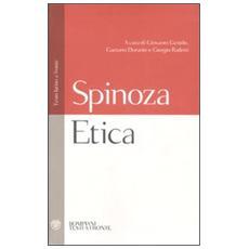 Etica. Testo latino a fronte