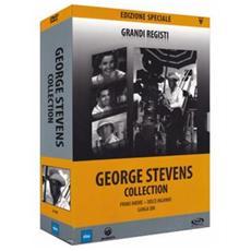 Dvd George Stevens (box 3 Dvd)