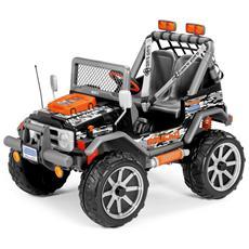 PEG PEREGO - Auto Elettrica Gaucho Rock'in 2^ Modello 12 V