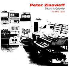 Peter Zinovieff - Electric Calendar / The Ems Tapes (2 Cd)