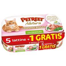 5 Lattine + 1 Omaggio - Tonno E Fagiolini