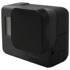 Tappo Nero Di Protezione Lente Ottica Per Camera Gopro Hero 5 Black