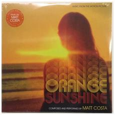Matt Costa - Orange Sunshine (Orange Vinyl)