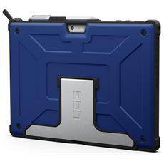 Cobalt, Cover, Blu, Alluminio, Gomma, Microsoft, Microsoft Surface Pro 4, Sacchetto, mano