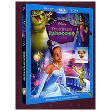 Blu Ray La Principessa E Il Ranocchio- 1bd+1e-cop