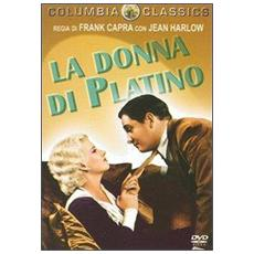 Dvd Donna Di Platino (la)