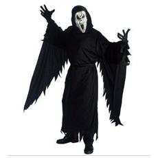 Costume Unisex Fantasma Screaming Ghost Taglia L