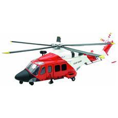 Ny25613 Elicottero Agusta Coast Guard 1:48 Modellino