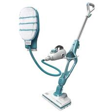 BLACK & DECKER - Lavapavimenti a Vapore Steam Mop 17 in 1 con...
