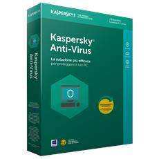 KASPERSKY - Antivirus 2018 Licenza per 3 Dispositivi per 1...