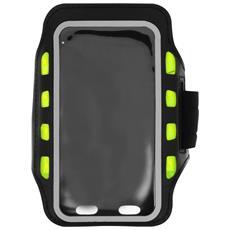 Fascia Da Braccio Sport Speciale Running Smartphone 4.7'' - Led Luminosi