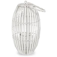 Lanterna Bamboo Bianca