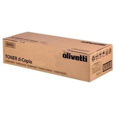 B1089 Toner Originale Nero per Olivetti D-copia 3002MF Capacità 35000 Pagine RICONDIZIONATO