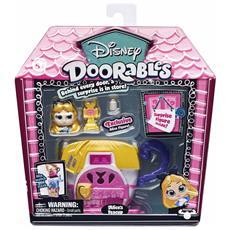 Doorables - Mini Playset - Alice Nel Paese Delle Meraviglie