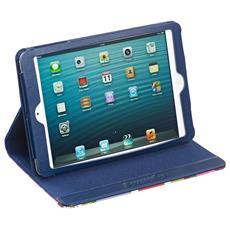 ACZIPDMUJ Custodia a libro Multicolore compatibile Apple iPad Mini