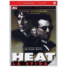 DVD HEAT LA SFIDA (no extra)