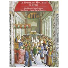 Le basiliche maggiori di Roma