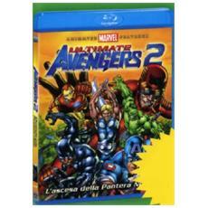 Brd Ultimate Avengers 2 (brd+dvd)